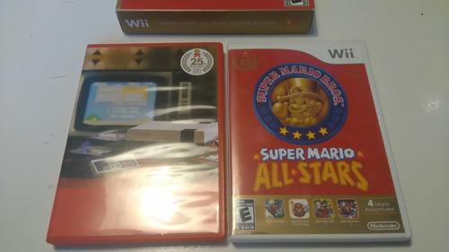 super mario all star limited edition