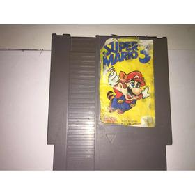 Súper Mario Bros 3 Nes (cementerio De Los Videojuegos Retro)