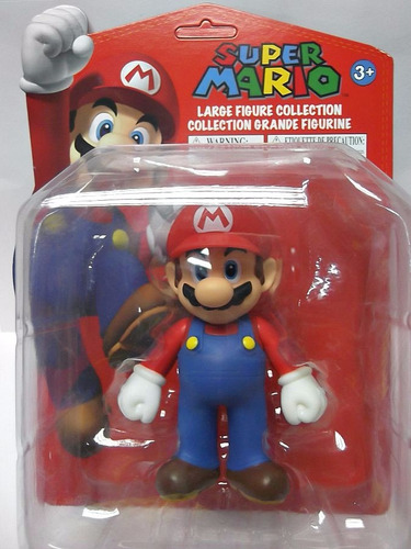 super mario bross muñeco juguete niños 12cm coleccion goldie