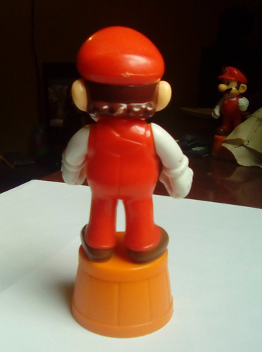 super mario fire figura de accion