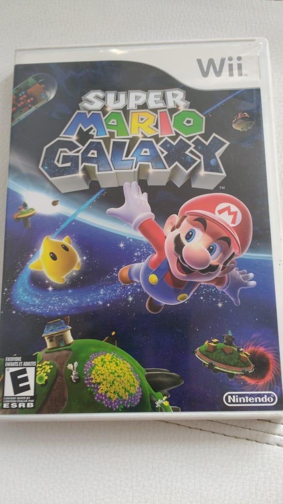 Super Mario Galaxy Juego Original Nintendo Wii Juegos 1 Bs 25