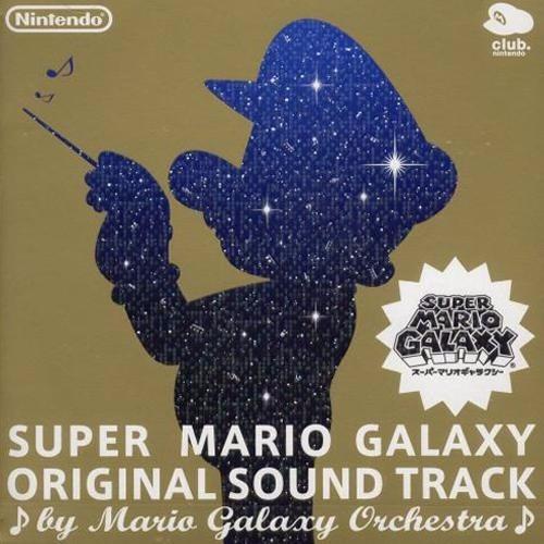 super mario galaxy nintendo official soundtrack p orquesta