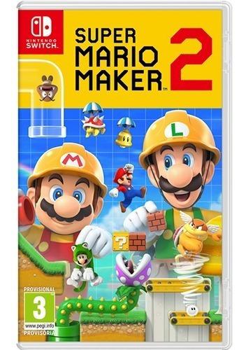 super mario maker 2 nintendo switch - prophone