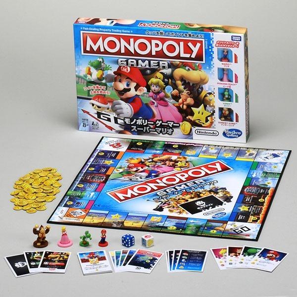 Super Mario Monopoly Gamer Juego De Mesa Original 850 00 En