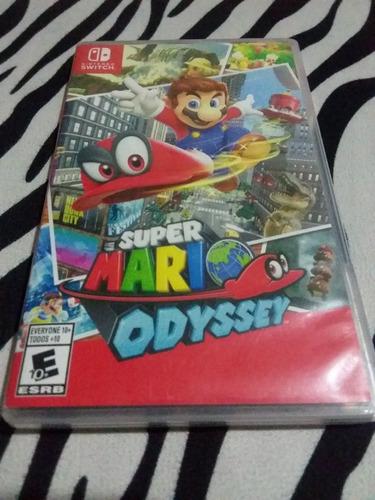 super mario odyssey (55$)