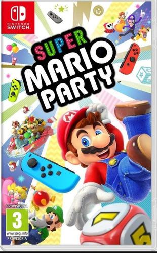 súper mario party nintendo switch versión digital
