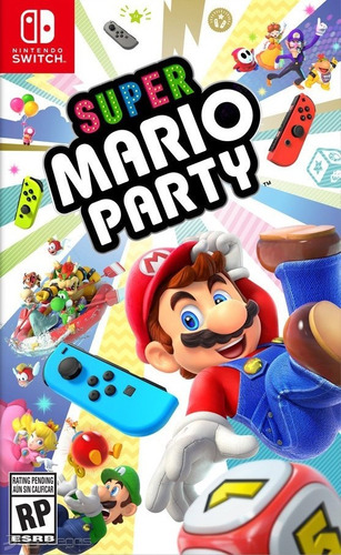 super mario party ns