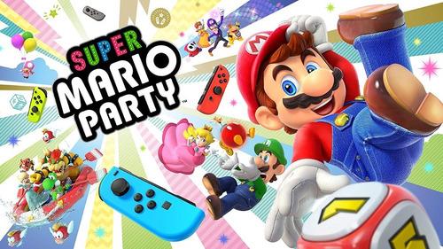 super mario party switch nintendo *codigo digital*