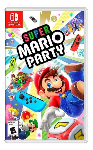 super mario party switch preventa