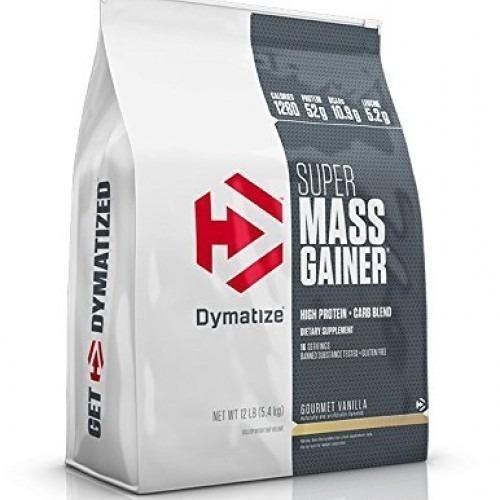super mass gainer 12lb dymatize invima 12 lbs 12 libras