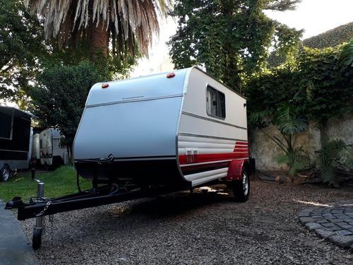 super mini casa rodante 0km cama de 1,40 y mesai!!