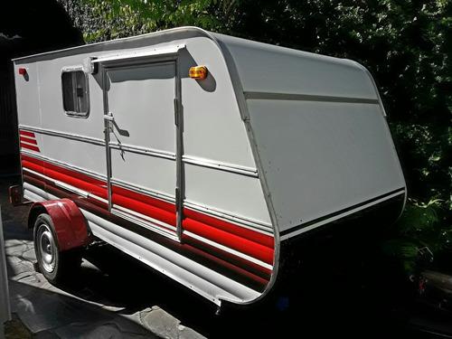 super mini casa rodante 2/3 personas, trailer cuatriciclo!!