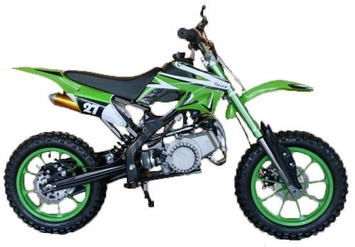 super mini moto cross 49cc - 0km c/ nota fiscal ktm + dsr