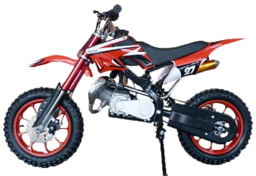 super mini moto cross 49cc - 0km c/ nota fiscal tork + dsr