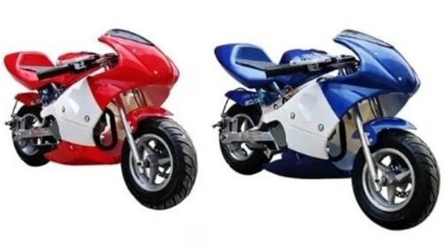 super mini moto gp 49cc - 50cc 0km c/ nota fiscal + dsr
