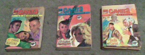 super minicomics de conchita la detective