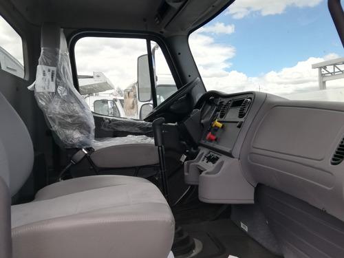 super minimula  freightliner m2 106 4x2  motor cummins isl