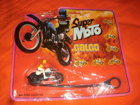 GalgoJuguete Los Super Retro De 80´ Moto VSzpqUGLM