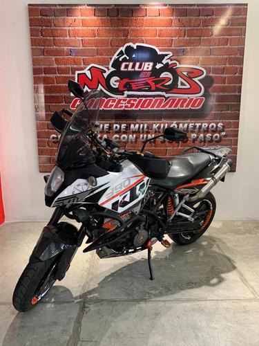 super moto ktm 990