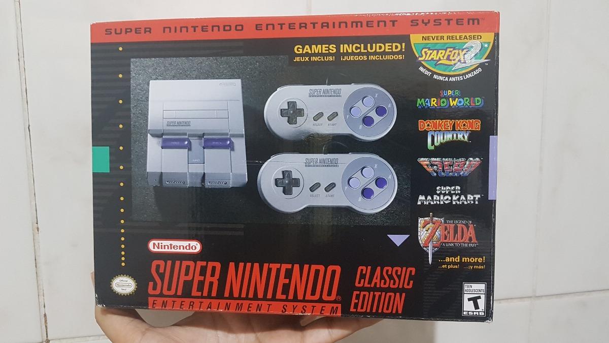 Super Nintendo 100 Original 2 Controles 21 Games U S 149 99 En