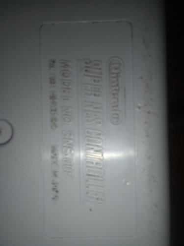super nintendo mando original