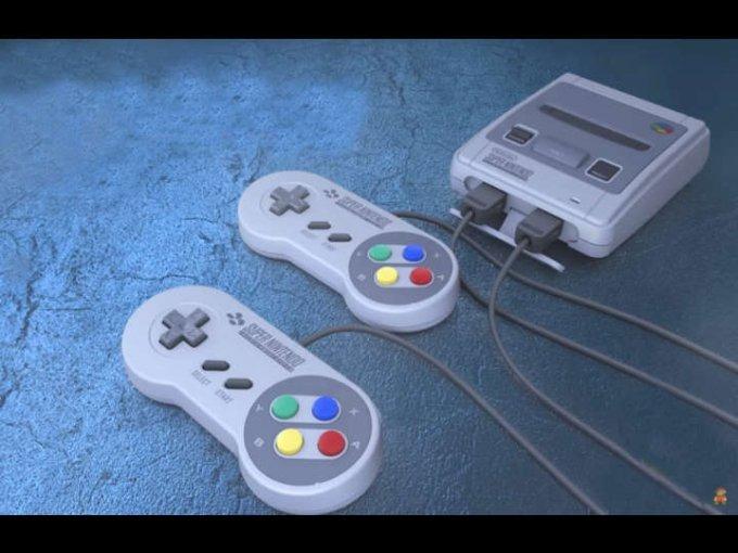 Super Nintendo Mini Con 621 Juegos Incluidos U S 40 00 En Mercado
