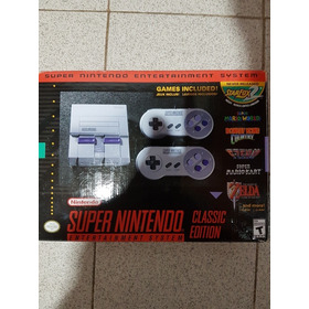Super Nintendo Mini Nes Clásic Edition
