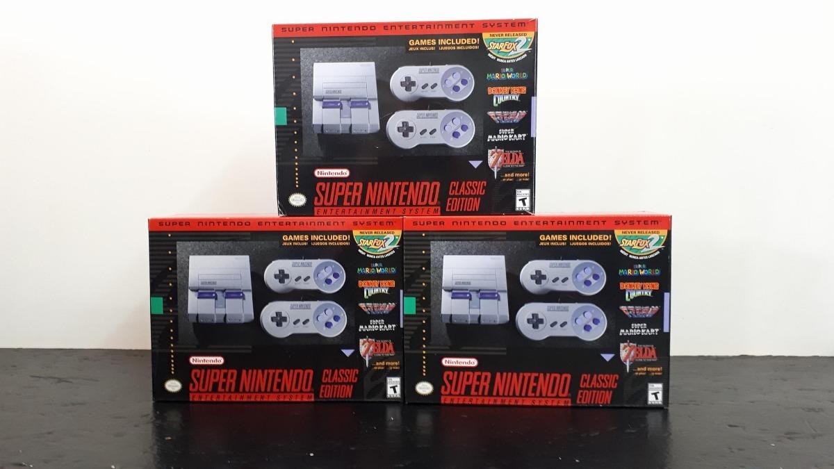 Super Nintendo Nes Mini Hackeado 150 Juegos Nes Snes 3 600 00 En