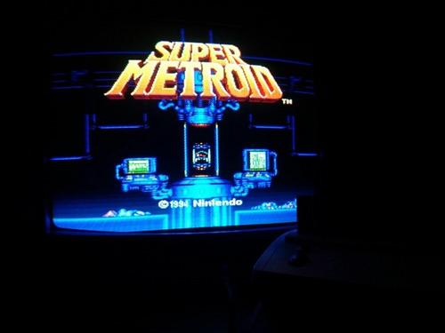 super nintendo super metroid
