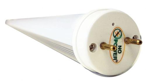 super novidade lampada led tubo ct-6000k 2,40m