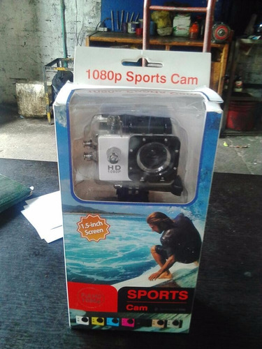 super oferta! cámara deportes extremos nueva! sport cam