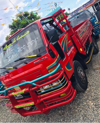 super oferta camion daihatsu delta 1992 cama cortta delta
