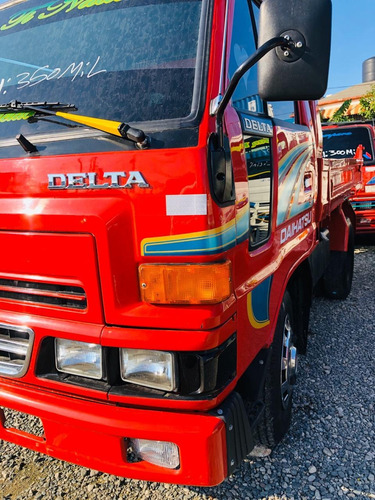 super oferta camion daihatsu delta 1997 volteoo 100% new