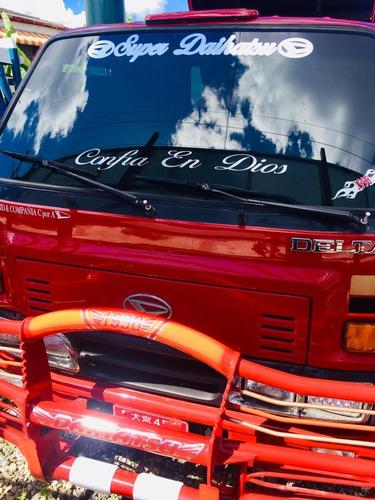 super oferta camion daihatsu delta 1998 volteoo 100% new