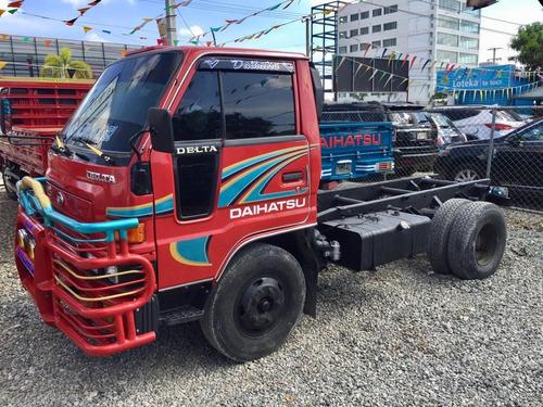super oferta camion daihatsu delta 1999 cama cortta