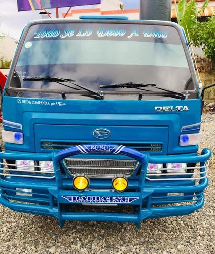 super oferta camion daihatsu delta 2001 cama cortta 100% new