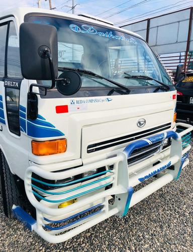 super oferta camion daihatsu delta 2001 cama larga chasis