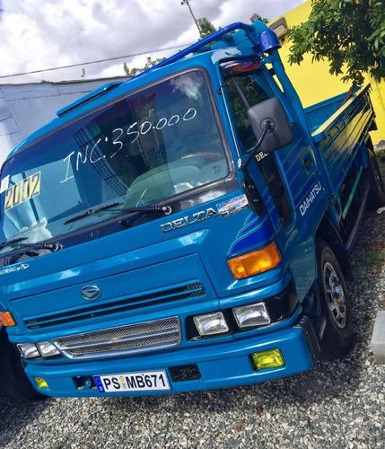 super oferta camion daihatsu delta 2002 cama larga 100% new