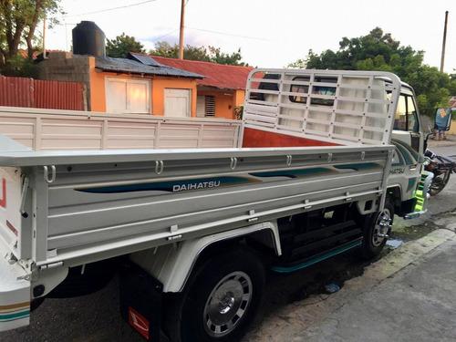 super oferta camion daihatsu delta 2005 cama cortta 100%