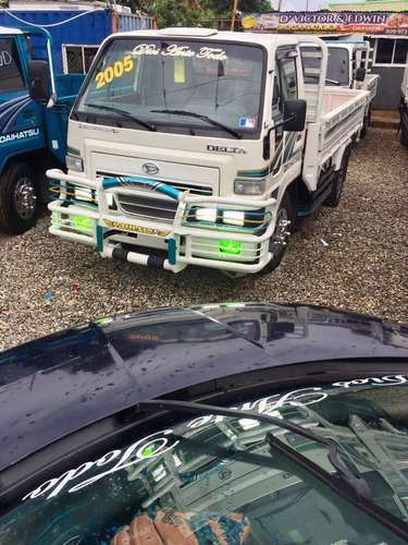 super oferta camion daihatsu delta 2005 cama cortta 100% new