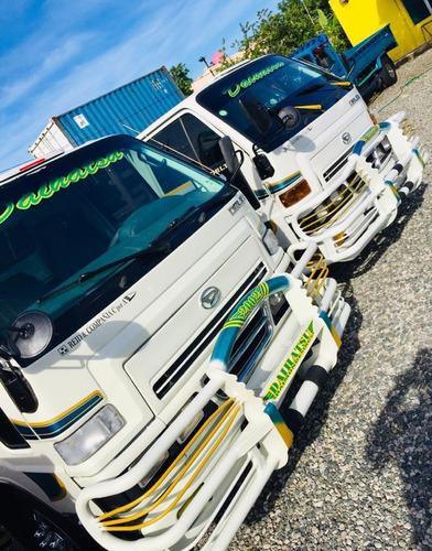 super oferta camion daihatsu delta 2006 cama cortta 100% new
