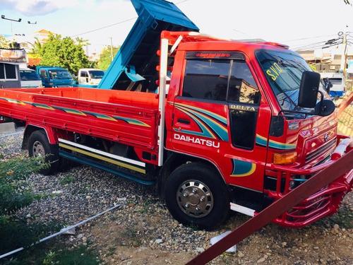 super oferta camion daihatsu delta 2006 cama larga 100% new
