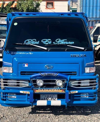 super oferta camion daihatsu delta 2007 cama corta full new