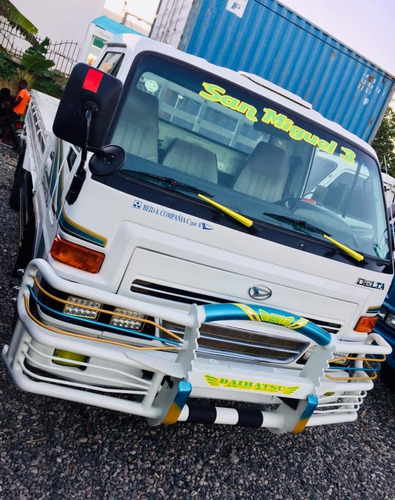 super oferta camion daihatsu delta 2007 cama larga 100% new