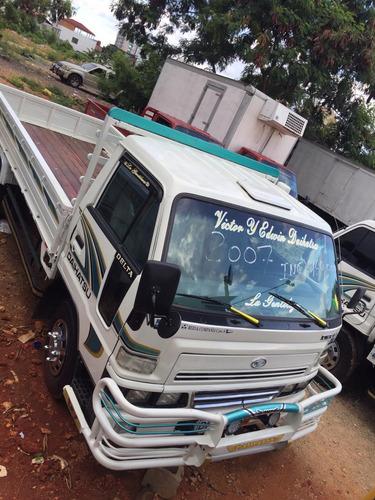 super oferta camion daihatsu delta 2007 cama larga new