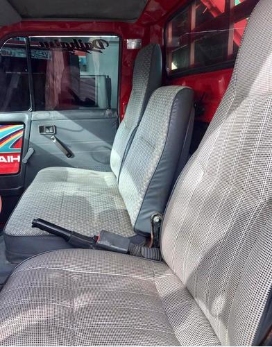 super oferta camion daihatsu delta 2010 cama larga confort