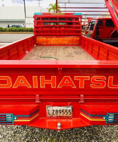 super oferta camion daihatsu delta 2010 cama larga nuevoo