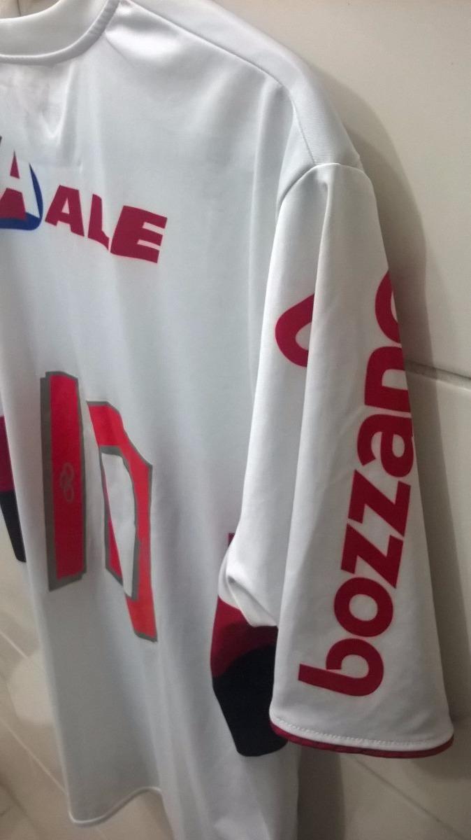 3c5491fc05 Super Oferta! Camisa Oficial Olympikus Flamengo 2009 - Nº 10 - R ...