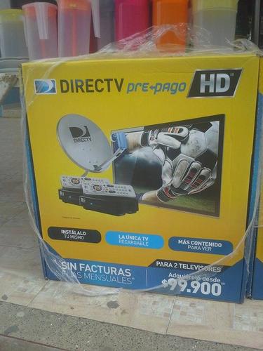 super oferta directv prepago hd promocion