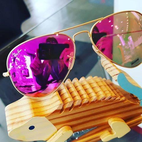 e0a4f86fbe Super Oferta! Gafas Ray Ban Aviador Original Lente Colores ...